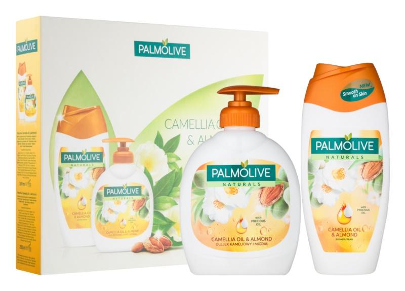 Palmolive Naturals Camellia Oil & Almond set cosmetice II.