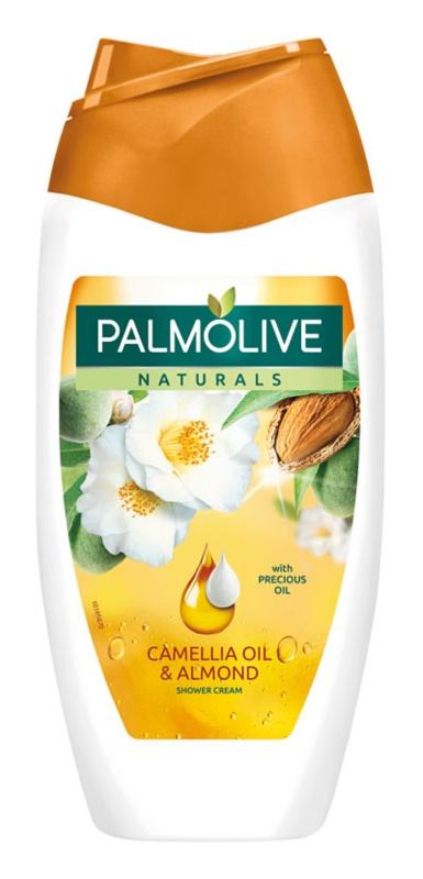 Palmolive Naturals Camellia Oil & Almond sprchový krém