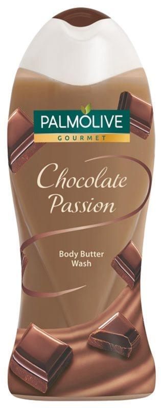 Palmolive Gourmet Chocolate Passion sprchové máslo
