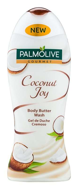 Palmolive Gourmet Coconut Joy Shower Butter
