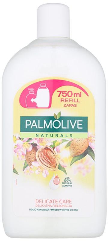 Palmolive Naturals Delicate Care tekuté mýdlo na ruce náhradní náplň