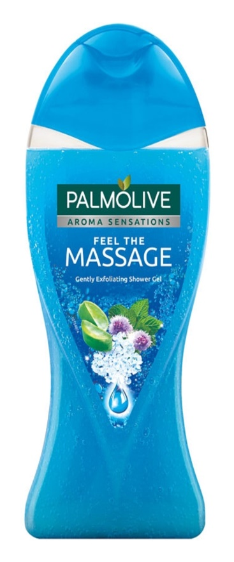 Palmolive Aroma Sensations Feel The Massage żel pod prysznic z efektem peelingu
