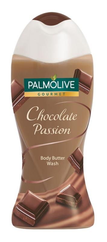 Palmolive Gourmet Chocolate Passion masło pod prysznic