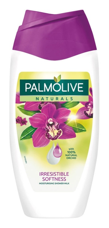 Palmolive Naturals Irresistible Softness leche de ducha