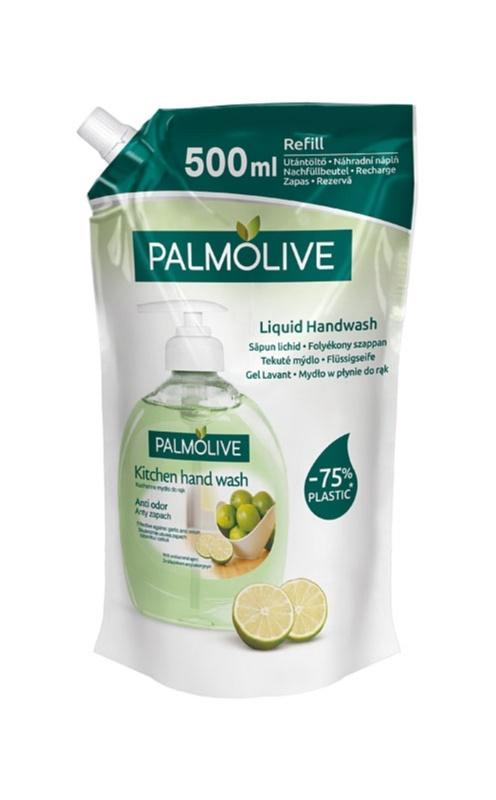 Palmolive Kitchen Hand Wash Anti Odor мило для рук для усунення неприємного запаху після приготування їжі для безконтактного дозатора