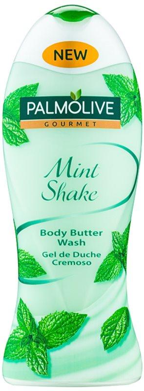 Palmolive Gourmet Mint Shake masło pod prysznic