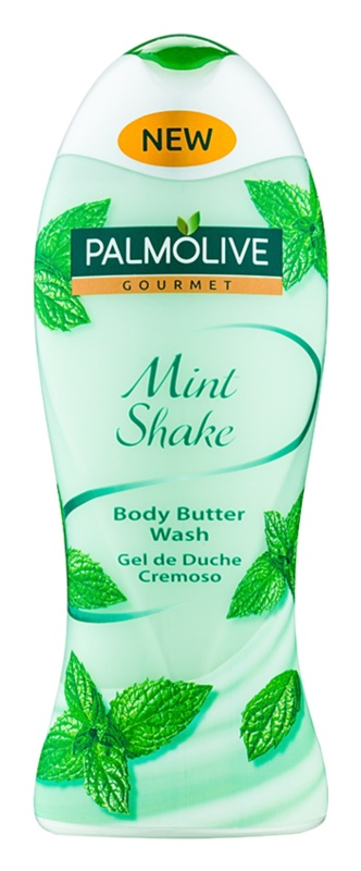 Palmolive Gourmet Mint Shake sprchové máslo