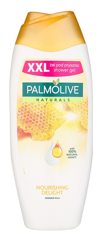 Palmolive Naturals Nourishing Delight gel de ducha con miel