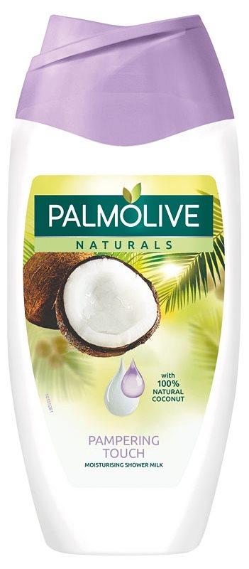 Palmolive Naturals Pampering Touch sprchové mléko s kokosem