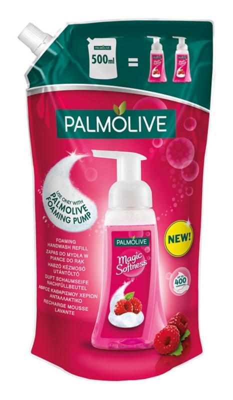 Palmolive Magic Softness Raspberry Sapun spuma pentru maini rezervă