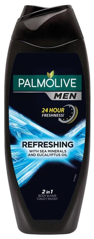 Palmolive Men Refreshing sprchový gel pro muže 2 v 1