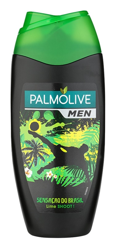 Palmolive Men Sensacao Do Brasil gel de ducha