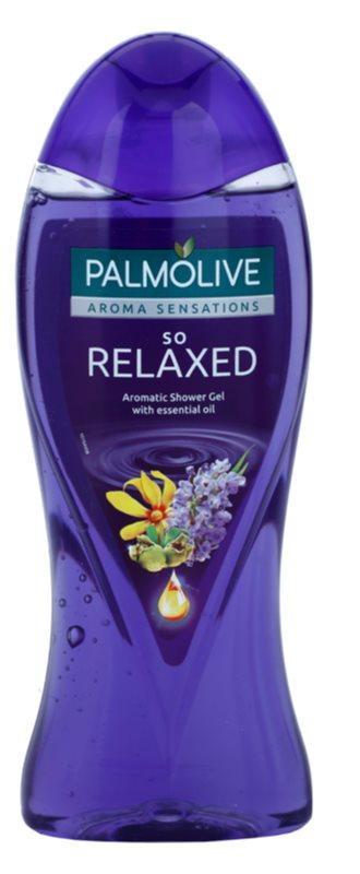 Palmolive Aroma Sensations So Relaxed gel de ducha antiestrés
