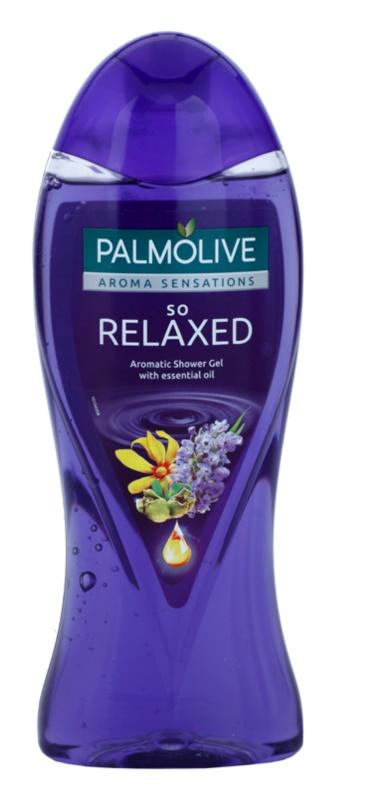 Palmolive Aroma Sensations So Relaxed антистресовий гель для душу