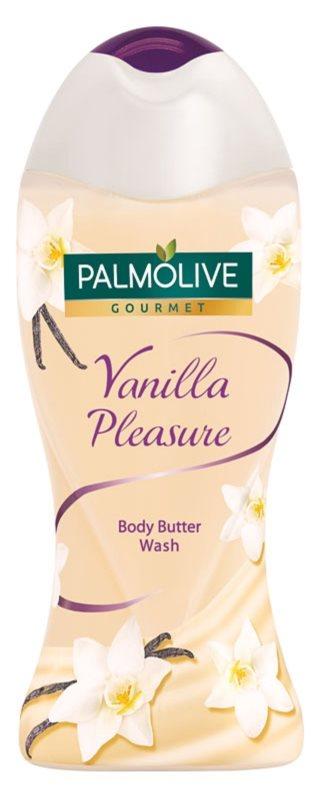 Palmolive Gourmet Vanilla Pleasure Doucheboter