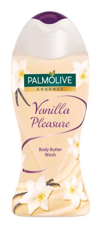 Palmolive Gourmet Vanilla Pleasure masło pod prysznic