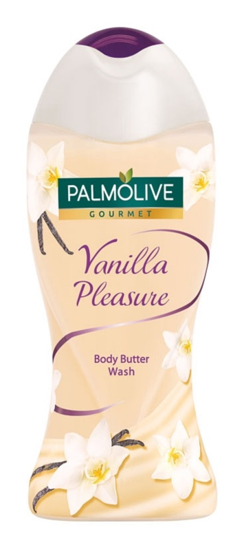 Palmolive Gourmet Vanilla Pleasure Shower Butter