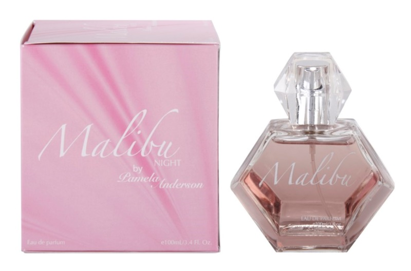 Pamela Anderson Malibu Night Eau de Parfum for Women 100 ml