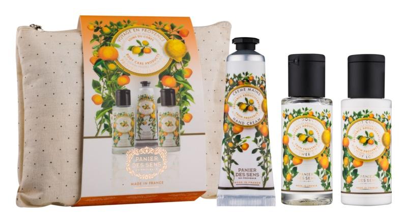 Panier des Sens Provence set cosmetice IV.
