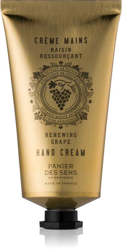 Panier des Sens Renewing Grape krém na ruky