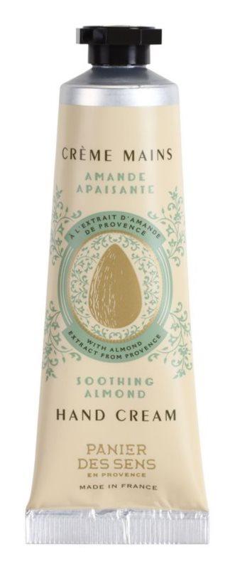 Panier des Sens Almond umirujuća krema za ruke