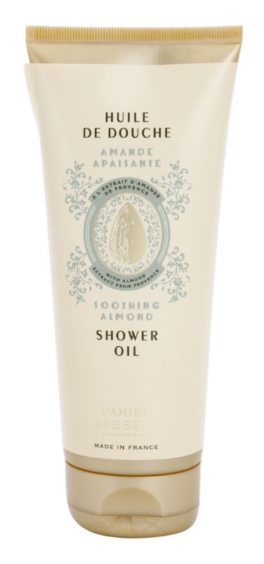 Panier des Sens Almond Soothing Shower Oil