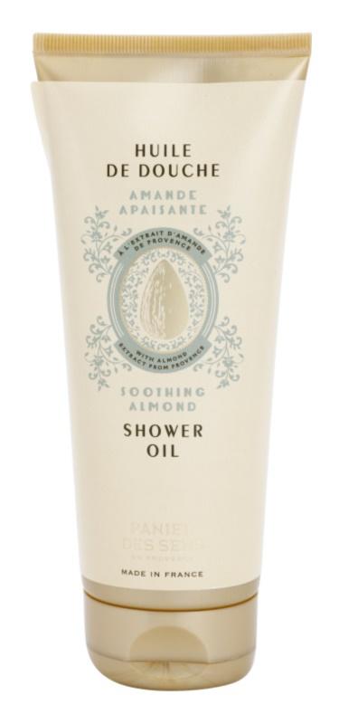 Panier des Sens Almond upokojujúci sprchový olej