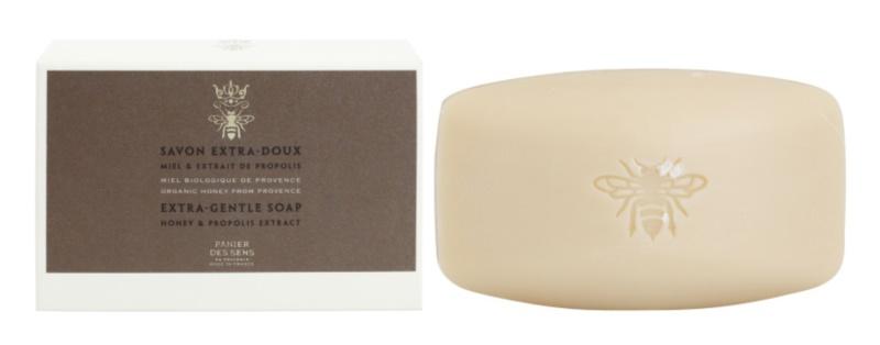 Panier des Sens Honey Extra Gentle Antiseptic Soap