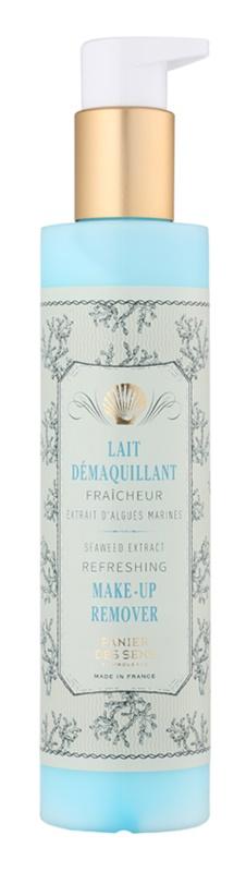 Panier des Sens Mediterranean Freshness odličovací mléko s extrakty z mořských řas