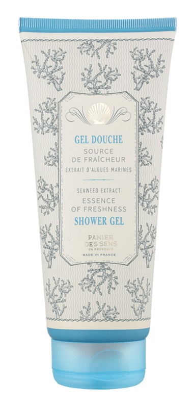 Panier des Sens Mediterranean Freshness Shower Gel With Seaweed Extracts