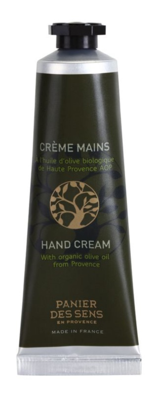 Panier des Sens Olive crema nutritiva  para manos