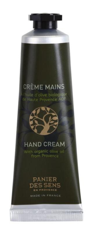 Panier des Sens Olive výživný krém na ruky