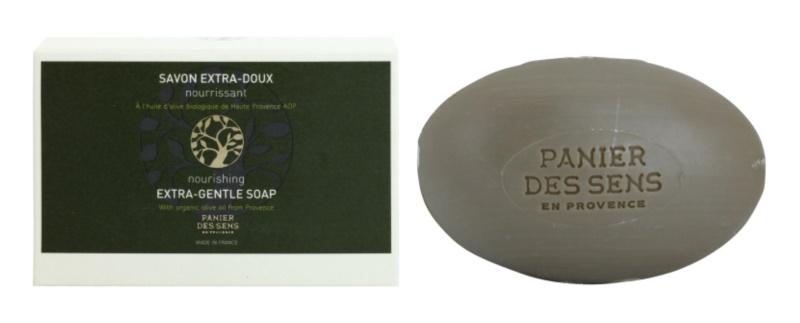 Panier des Sens Olive extra jemné výživné mydlo