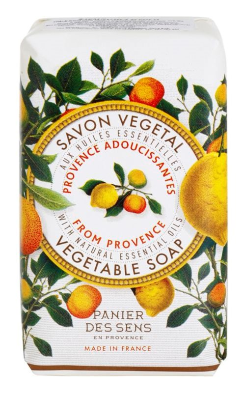 Panier des Sens Provence jabón herbal suave