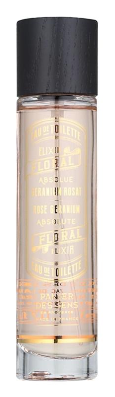 Panier des Sens Rose Geranium Eau de Toilette for Women 50 ml