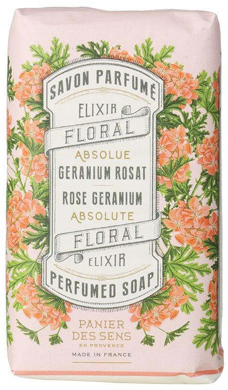 Panier des Sens Rose Geranium Bar Soap