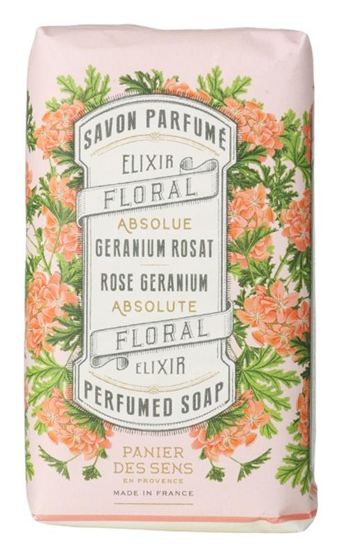 Panier des Sens Rose Geranium sapun solid