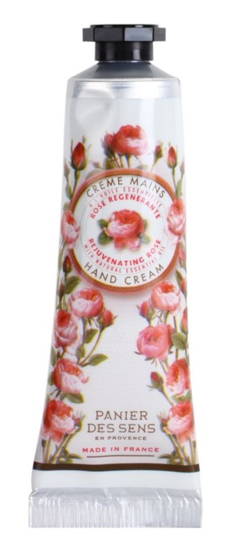 Panier des Sens Rose Anti-Aging Cream for Hands