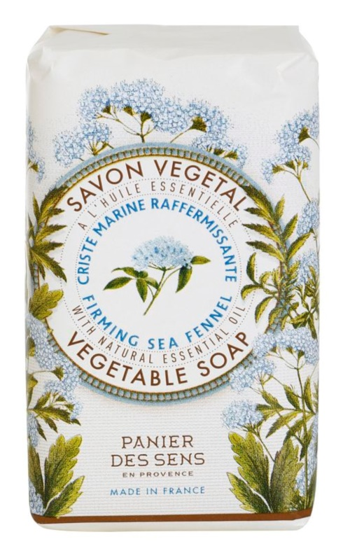 Panier des Sens Sea Fennel Firming Herbal Soap