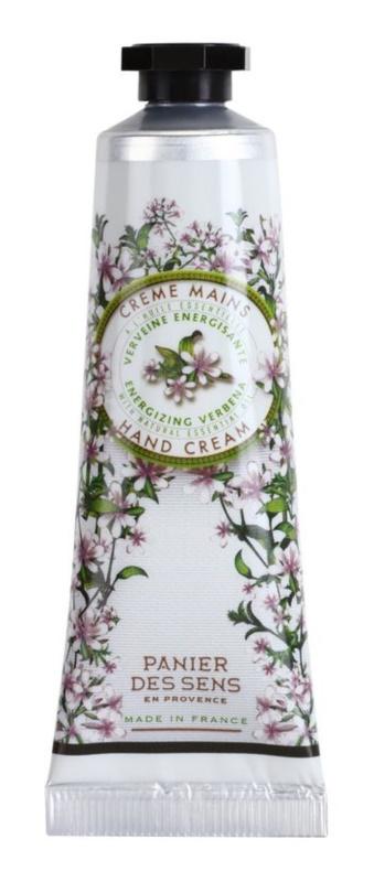 Panier des Sens Verbena Energizing Cream For Hands