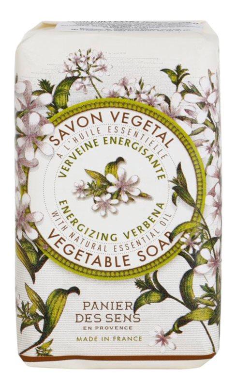 Panier des Sens Verbena energizujúce rastlinné mydlo