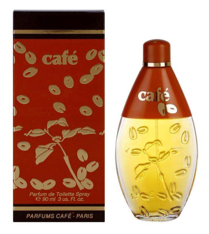 Parfums Café Café Eau de Toilette for Women 90 ml