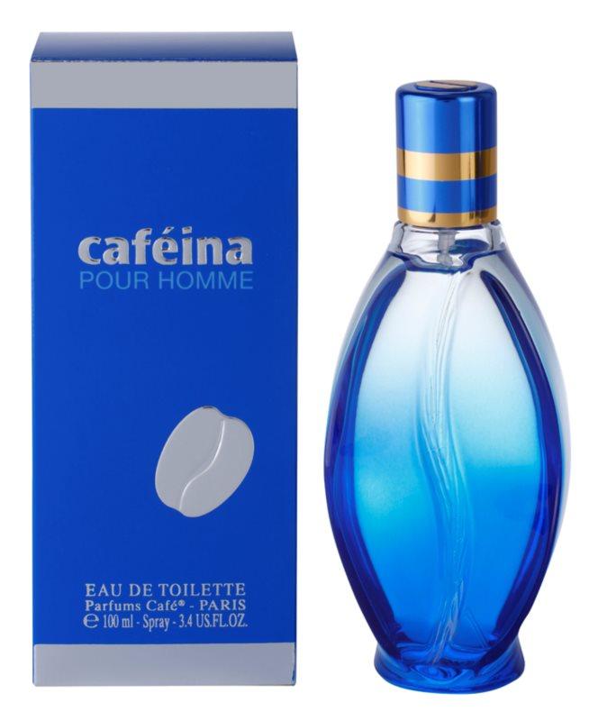 Parfums Café Caféina Pour Homme toaletná voda pre mužov 100 ml