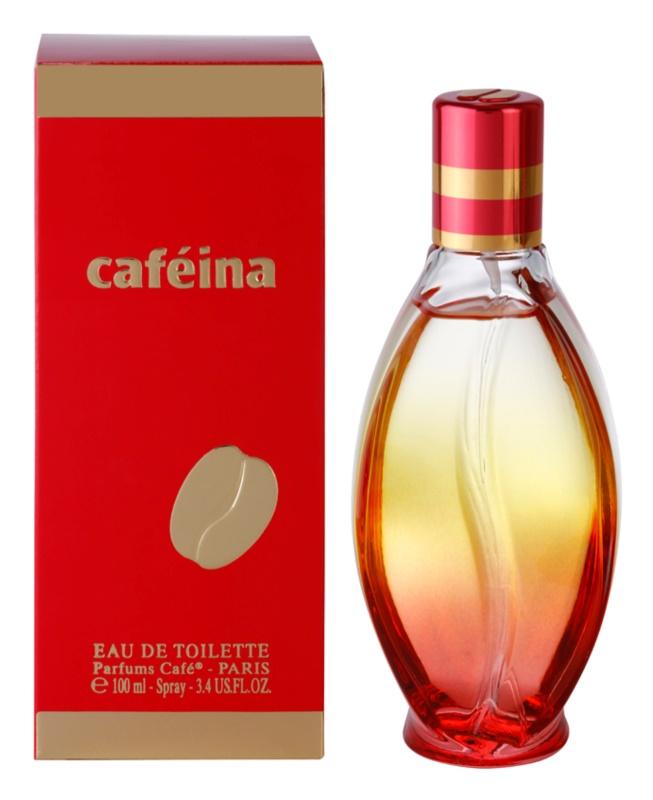 Parfums Café Caféina toaletná voda pre ženy 100 ml
