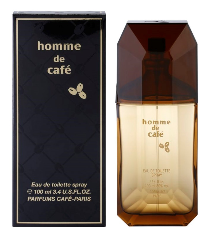 Parfums Café Homme de Café eau de toilette pour homme 100 ml