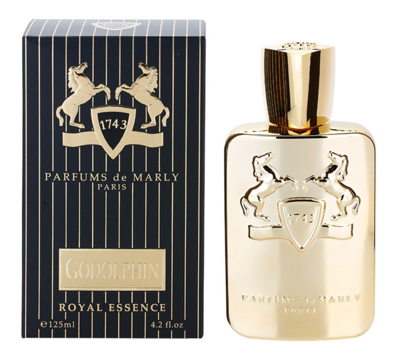 Parfums De Marly Godolphin Royal Essence Eau de Parfum für Herren 125 ml
