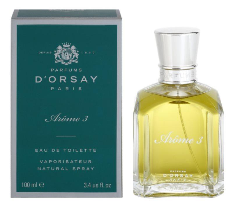 Parfums D'Orsay Arôme eau de toilette pentru barbati 100 ml