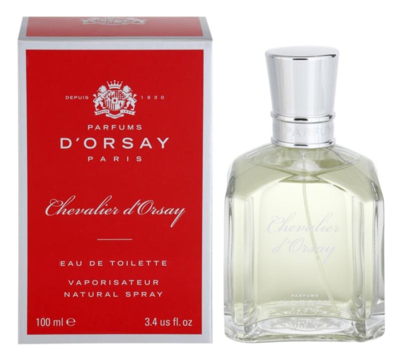 Parfums D'Orsay Chevalier D'Orsay Eau de Toilette for Men 100 ml