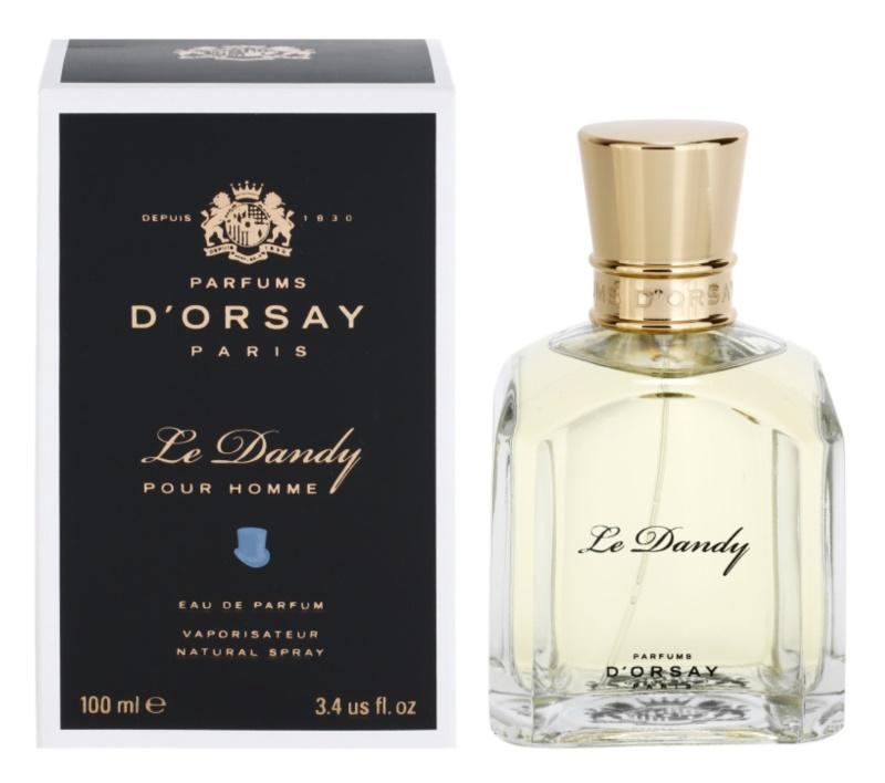 Parfums D'Orsay Le Dandy Pour Homme eau de parfum férfiaknak 100 ml