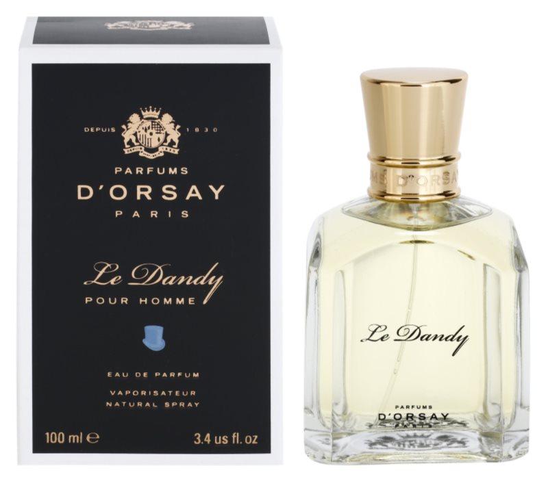 Parfums D'Orsay Le Dandy Pour Homme eau de parfum per uomo 100 ml